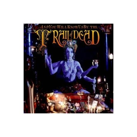 ...AND YOU WILL KNOW US BY THE TRAIL OF DEAD - Madonna (Re-issue 2013) (CD)
