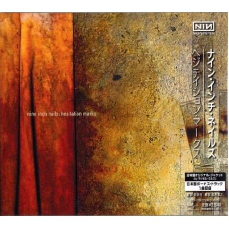 NINE INCH NAILS - Hesitation Marks (Japanese Edition With Bonus Track) (CD)