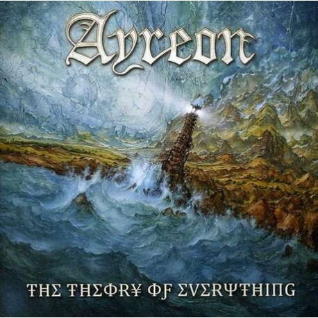 AYREON - Theory Of Everything, The (2CD)