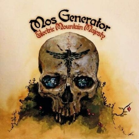 MOS GENERATOR - Electric Mountain Majesty (LP)