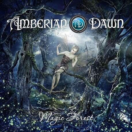 AMBERIAN DAWN - Magic Forest (CD)