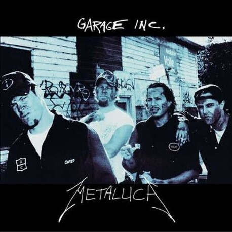 METALLICA - Garage, Inc. (3lp Vinyl) (3LP)