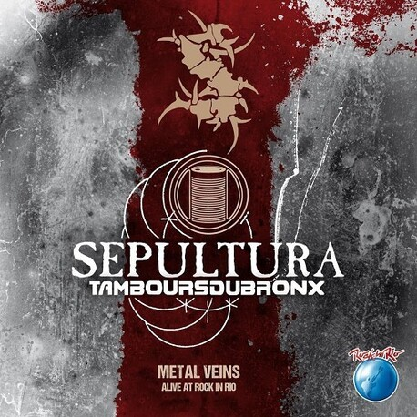 SEPULTURA - Metal Veins: Alive At Rock In Rio (Limited Green & Yellow 2lp) (2LP (180g))