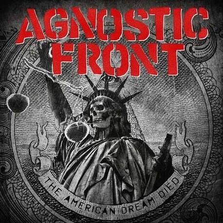 AGNOSTIC FRONT - American Dream Died, The (CD)