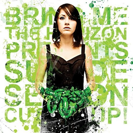 BRING ME THE HORIZON - Suicide Season Cut Up (Cd + Dvd Edition) (CD+DVD)