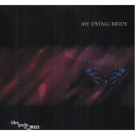 MY DYING BRIDE - Like Gods Of The Sun -hq- (LP)