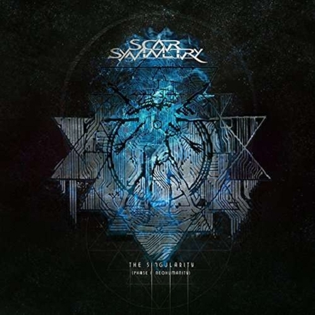 SCAR SYMMETRY - Singularity: Silver Vinyl (Colv) (Uk) (LP)