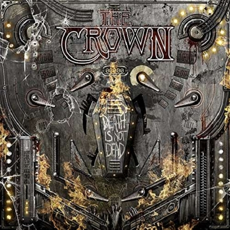 THE CROWN - Death Is Not Dead (LP)