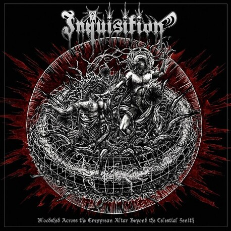 INQUISITION - Bloodshed Across The Empyrean Altar Beyond The Celestial Zenith (Vinyl) (2LP)