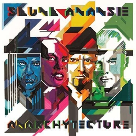 SKUNK ANANSIE - Anarchytecture (Uk) (CD)