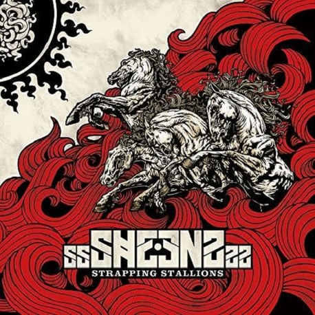 SSSHEENSSS - Strapping Stallions (CD)