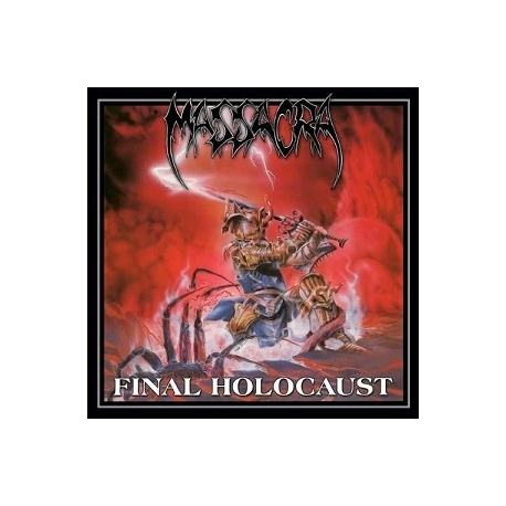 MASSACRA - Final Holocaust (Re-issue + Bo (CD)