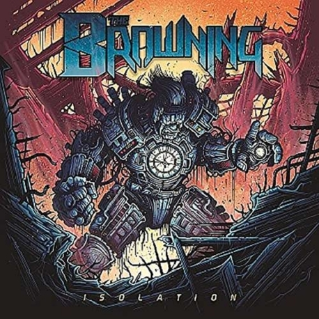 THE BROWNING - Isolation (140g Blue Vinyl) (LP)