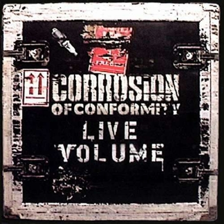 CORROSION OF CONFORMITY - Live Volume -deluxe/ltd- (2LP)