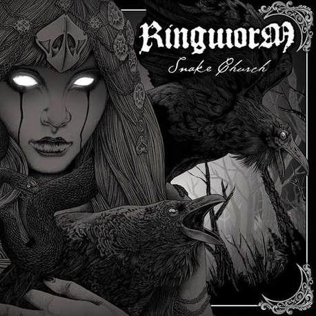 RINGWORM - Snake Church (CD)