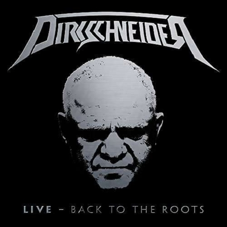DIRKSCHNEIDER - Live: Back To The Roots (2CD)