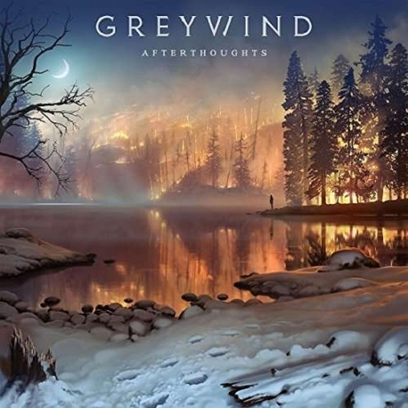 GREYWIND - Afterthoughts (CD)