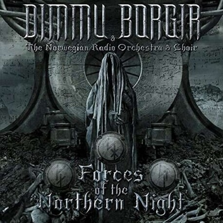 DIMMU BORGIR - Forces Of The Northern Nig (2CD)