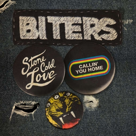 RSD 2017 - Biters - Stone Cold Love / Callin' You Home [7'] (Two Brand New Tracks, Limited To 400, Indie-retail Exclusive) (7in)