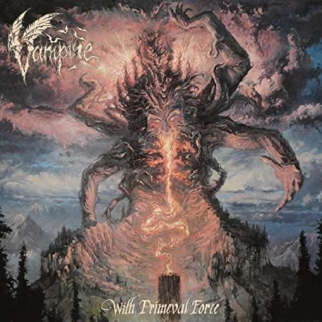 VAMPIRE - With Primeval Force (LP)