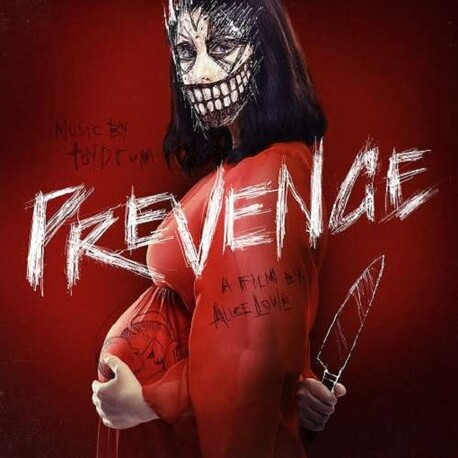 SOUNDTRACK, TOYDRUM - Prevenge: Original Soundtrack (Blood Red Coloured Vinyl) (LP)