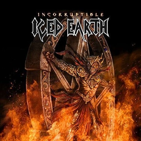 ICED EARTH - Incorruptible -gatefold- (2LP)