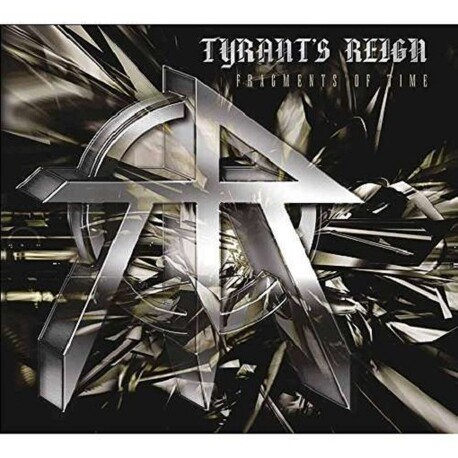 TYRANTS REIGN - Fragments Of.. -coloured- (2LP)