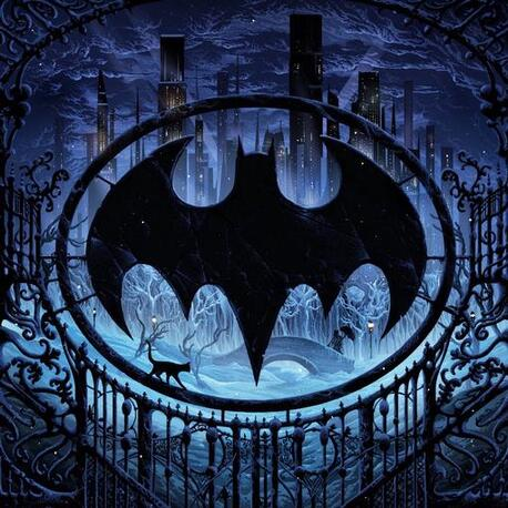 SOUNDTRACK, DANNY ELFMAN - Batman Returns: Original Motion Picture Soundtrack (Vinyl) (3LP)