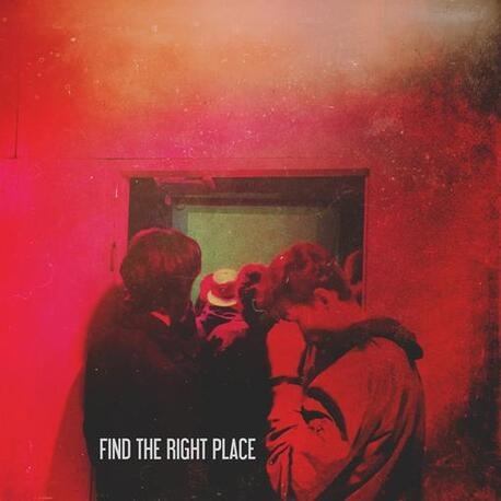 ARMS & SLEEPERS - Find The Right Place (Limited Beer & Transparent Red Coloured Vinyl) (LP)