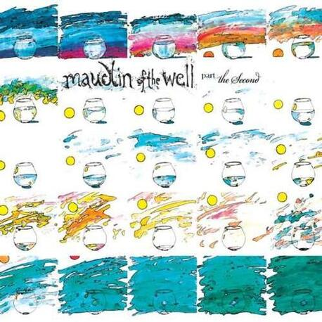 MAUDLIN OF THE WELL - Part The Second (180g Black Vinyl) (2LP)