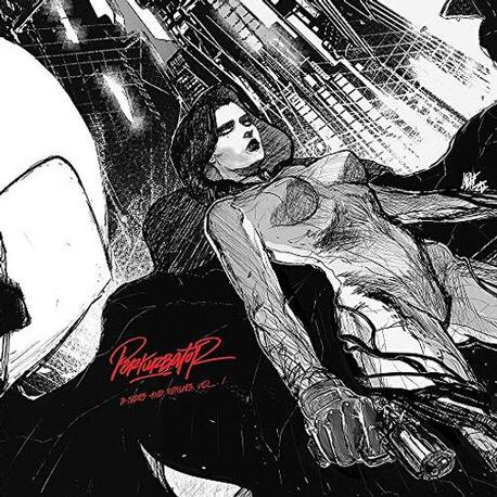 PERTURBATOR - B-sides And Remixes, Vol. I (180g Gatefold Vinyl) (2LP)