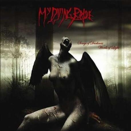 MY DYING BRIDE - Songs Of Darkness Words Of Light (CD)