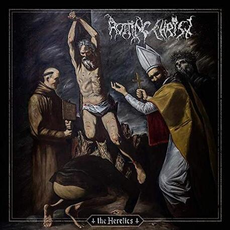 ROTTING CHRIST - Heretics, The (CD)