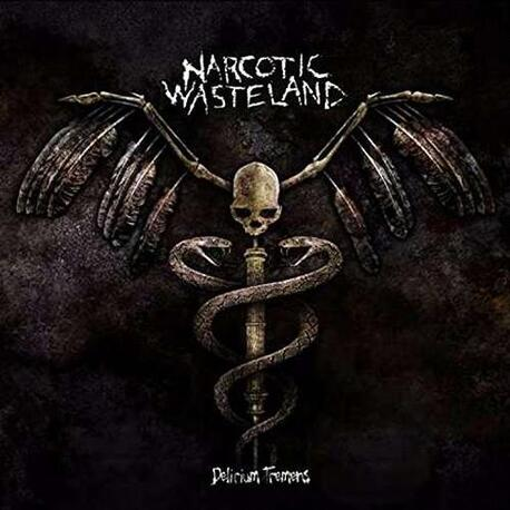 NARCOTIC WASTELAND - Delirium Tremens (CD)