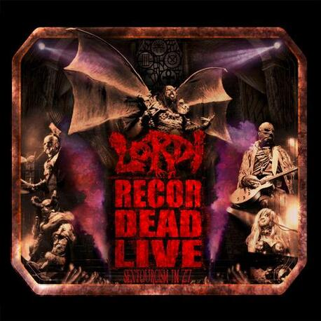 NEWS: LORDI release their new DVD Recordead Live - Sextourcism in Z7 26th July on AFM Records