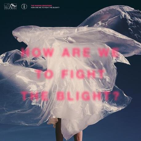 THE SHAKING SENSATIONS - How Are We To Fight The Blight? (Limited Magenta Red Coloured Vinyl) (2LP)