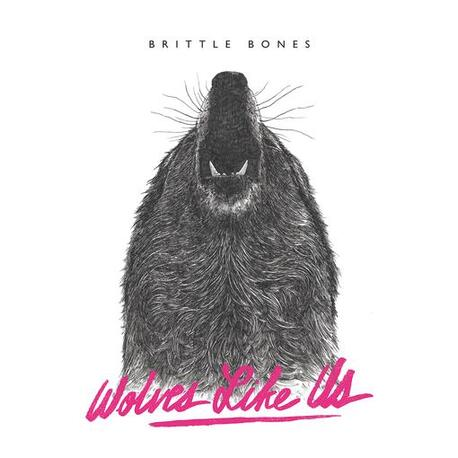 WOLVES LIKE US - Brittle Bones (CD)