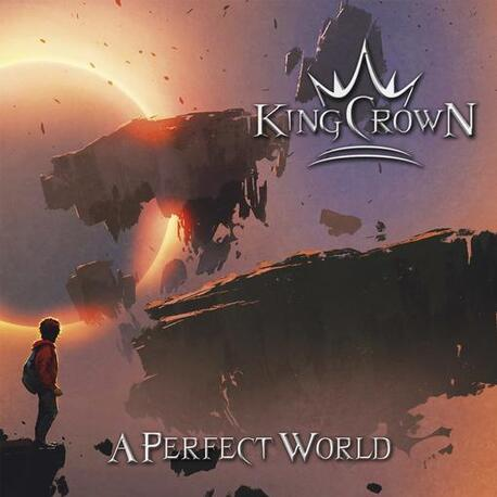 KINGCROWN - A Perfect World (CD)