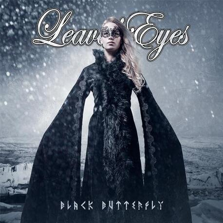 LEAVES EYES - Black Butterfly (CDEP)