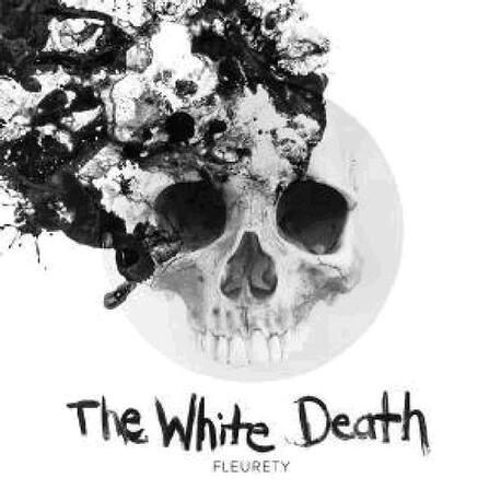 FLEURETY - The White Death (CD)