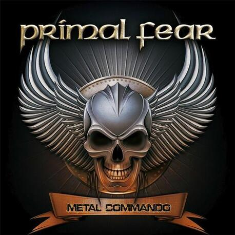 PRIMAL FEAR - Metal Commando (CD)