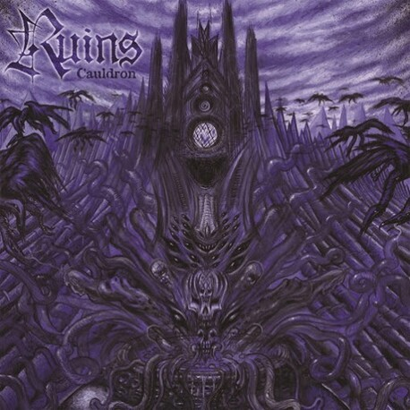 RUINS - Cauldron (CD)